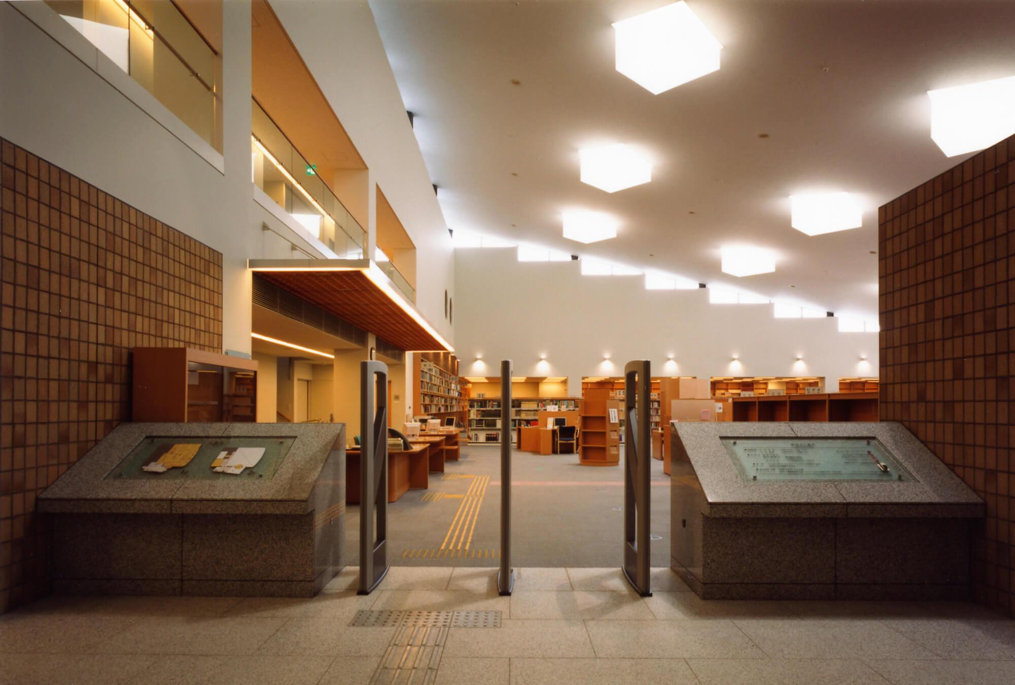 大学 図書館 大分