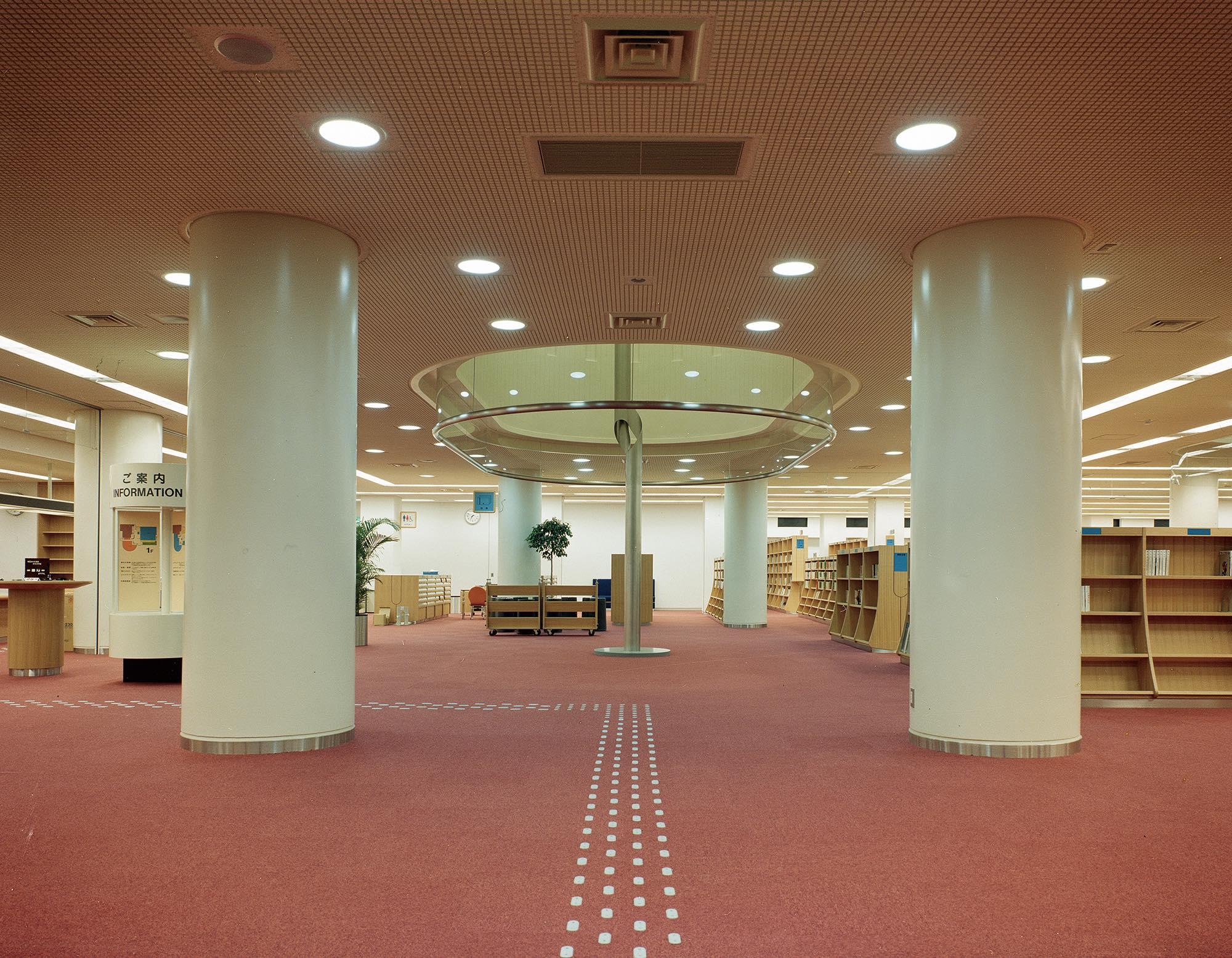 図書館 岡山 市立