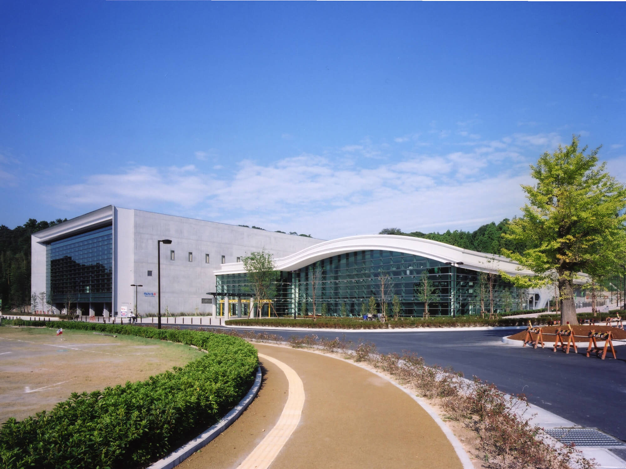 Nagoya Civic General Gymnasium Nippongaishi Sports Plaza