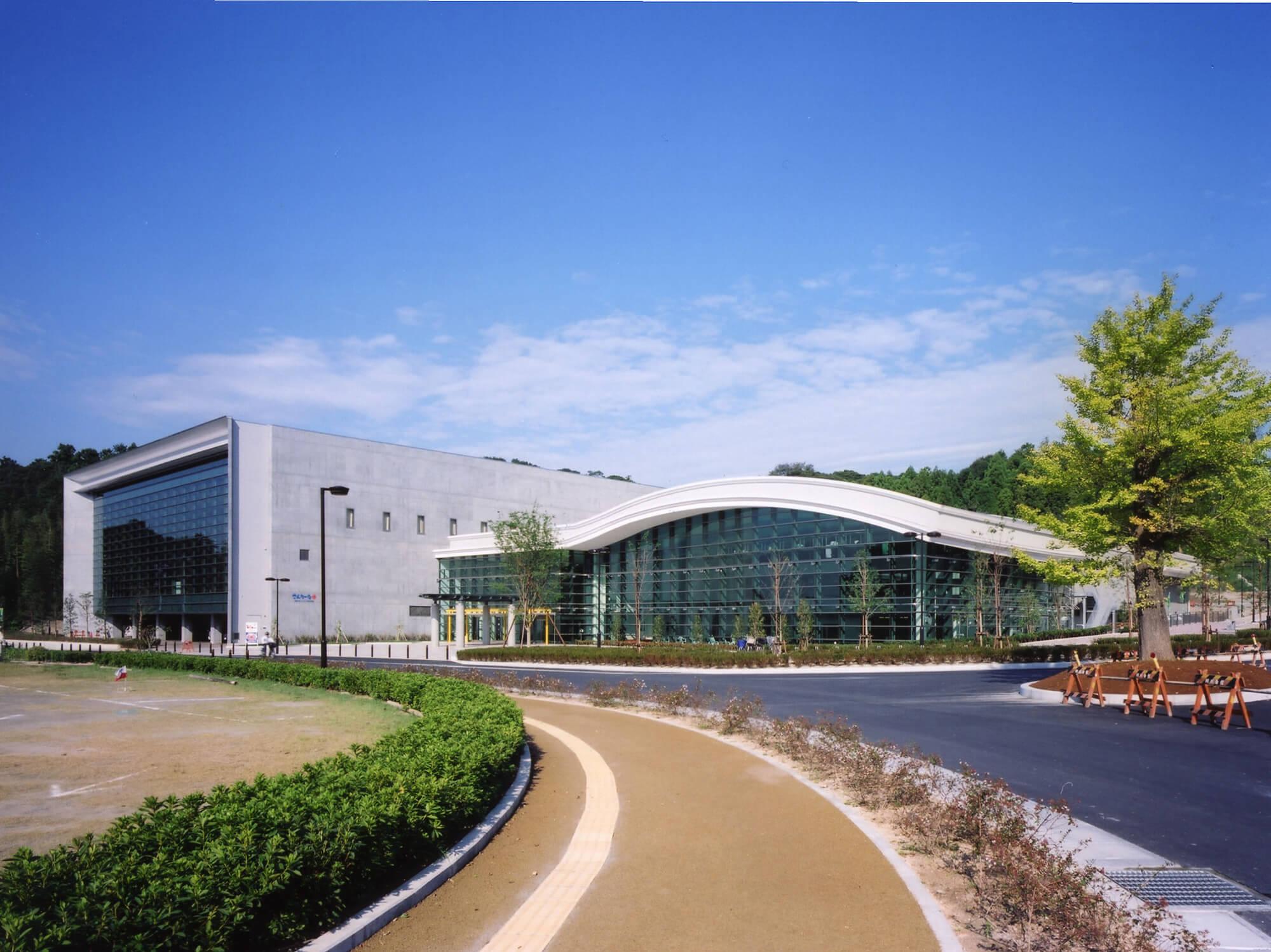 Nagoya Civic General Gymnasium Nippongaishi Sports Plaza